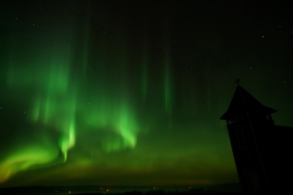 Taken outside of Craven, Saskatchewan on 10/07/15