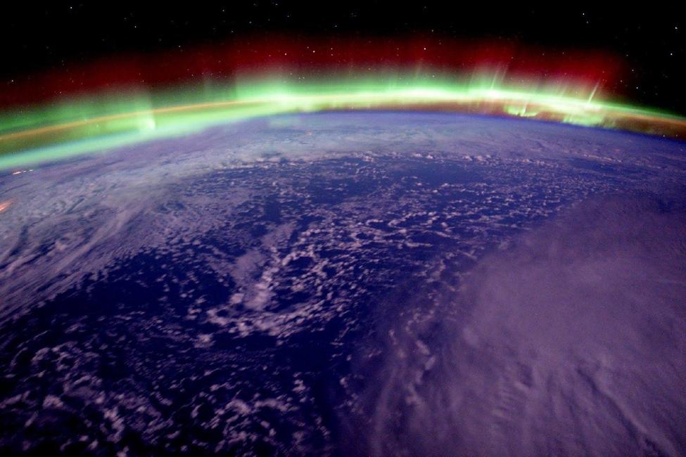 Courtesy of NASA/Scott Kelly