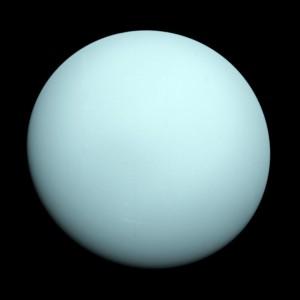 Uranus. Credit: NASA/JPL-Caltech. [Public Domain].