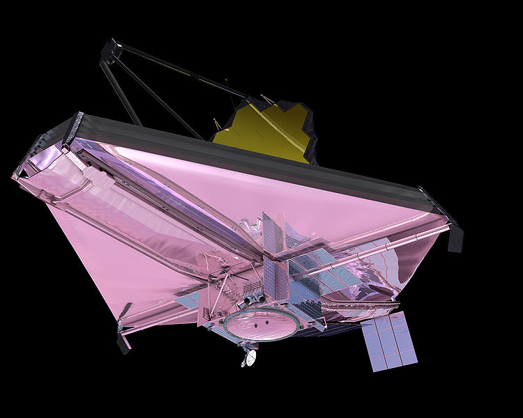 Figure 14. James Webb Space Telescope