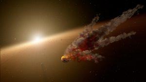 Artist's conception of an asteroid http://photojournal.jpl.nasa.gov/jpeg/PIA18469.jpg NASA/JPL-Caltech