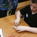 Hooking up the Makey Makey