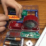 Snap Circuit Board