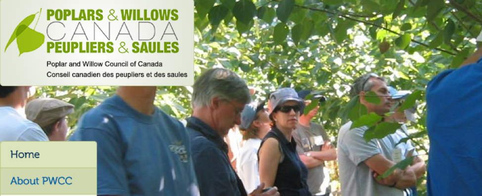 Figure 5-1: Poplar and Willow Council of Canada. Trees are also an important crop in the agriculture industry.