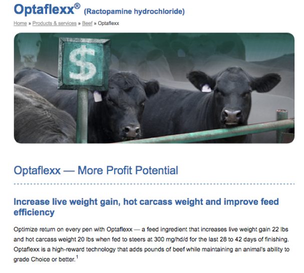 Figure 4-9: Elanco - a company in the USA that works to enhance animal health and production