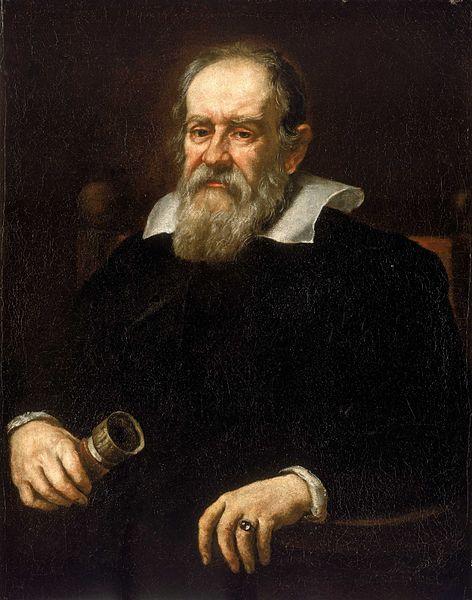 Galileo. Courtesy of Wikimedia.