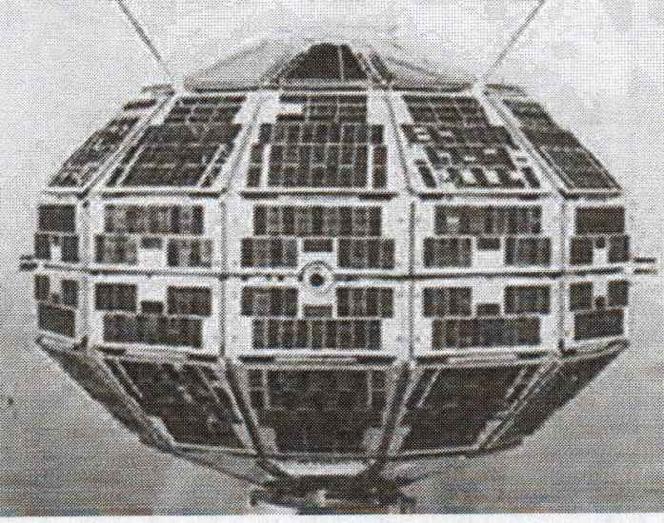 Alouette I, Canada's first satellite
