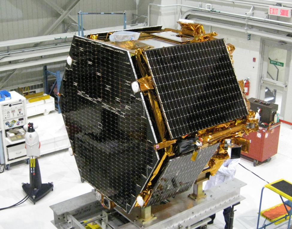 Cassiope satellite